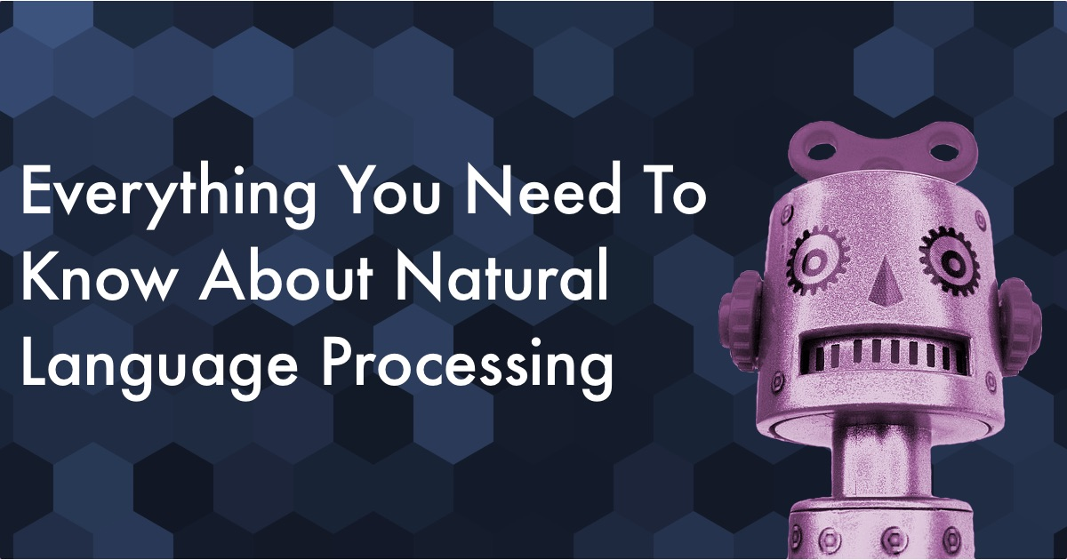 Getting started with natural language processing and NLP text analysis