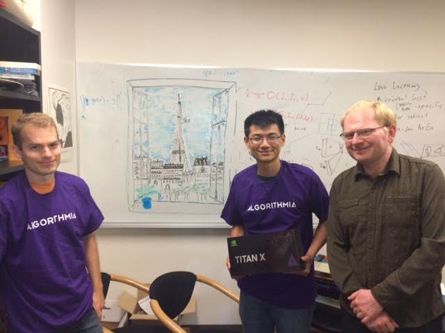 The university researchers Richard Zhang, Philip Isolas, and Alexei A. Efros from the University of Berkeley Vision Lab