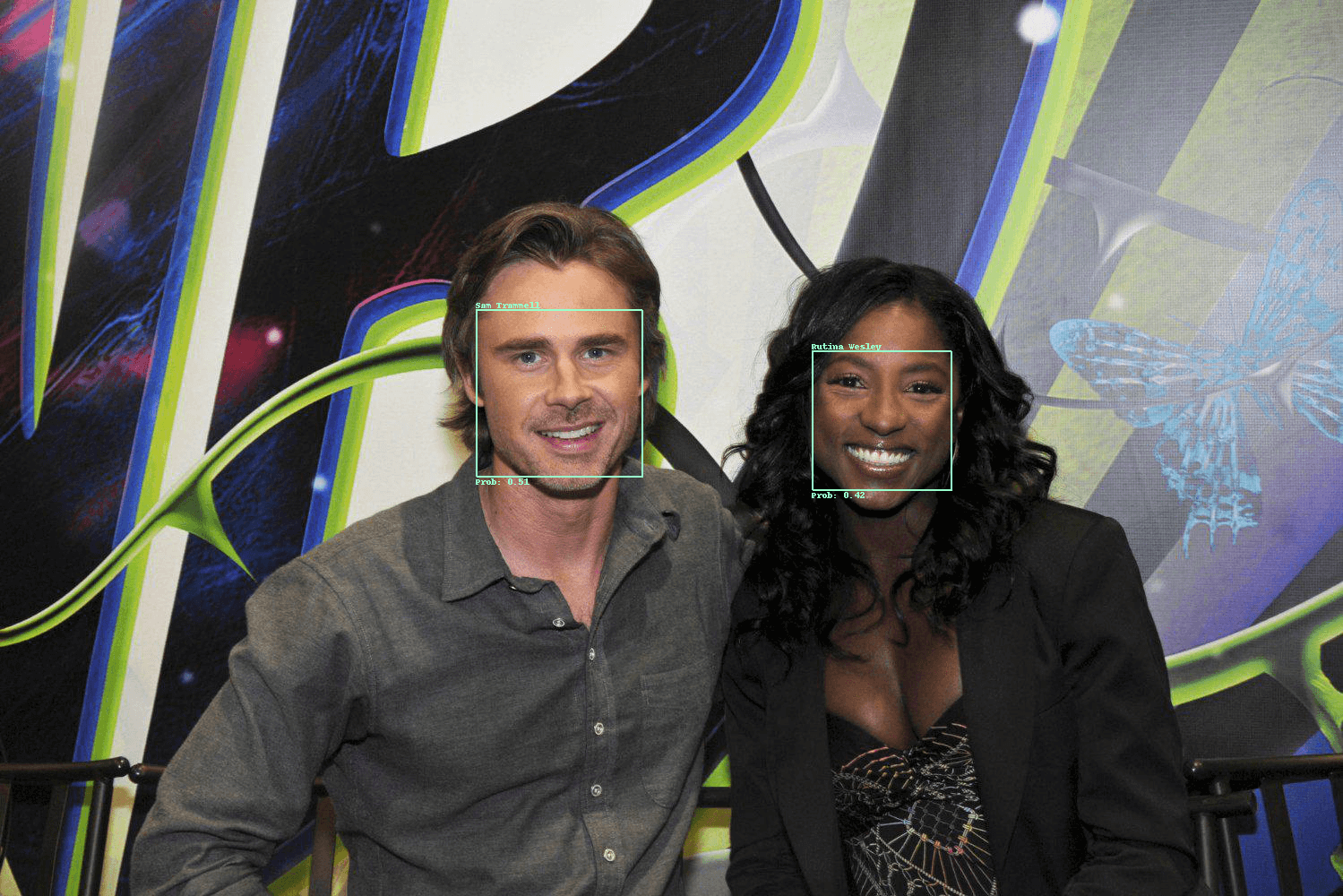 Train a Face Recognition Model to Recognize Celebrities