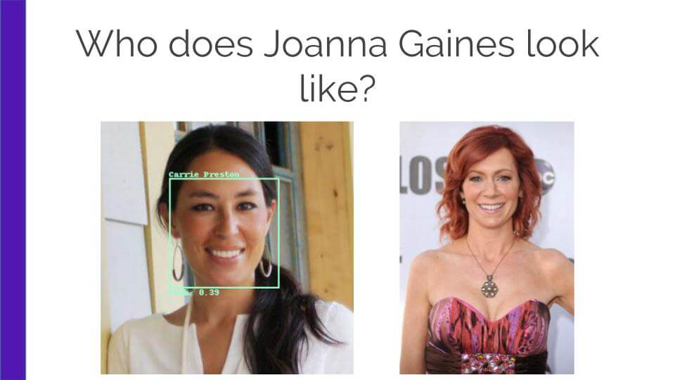 Model failure for facial recognition due to homogenous datasets
