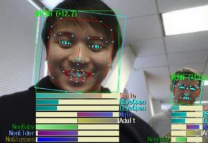 facial emotion recognition detector