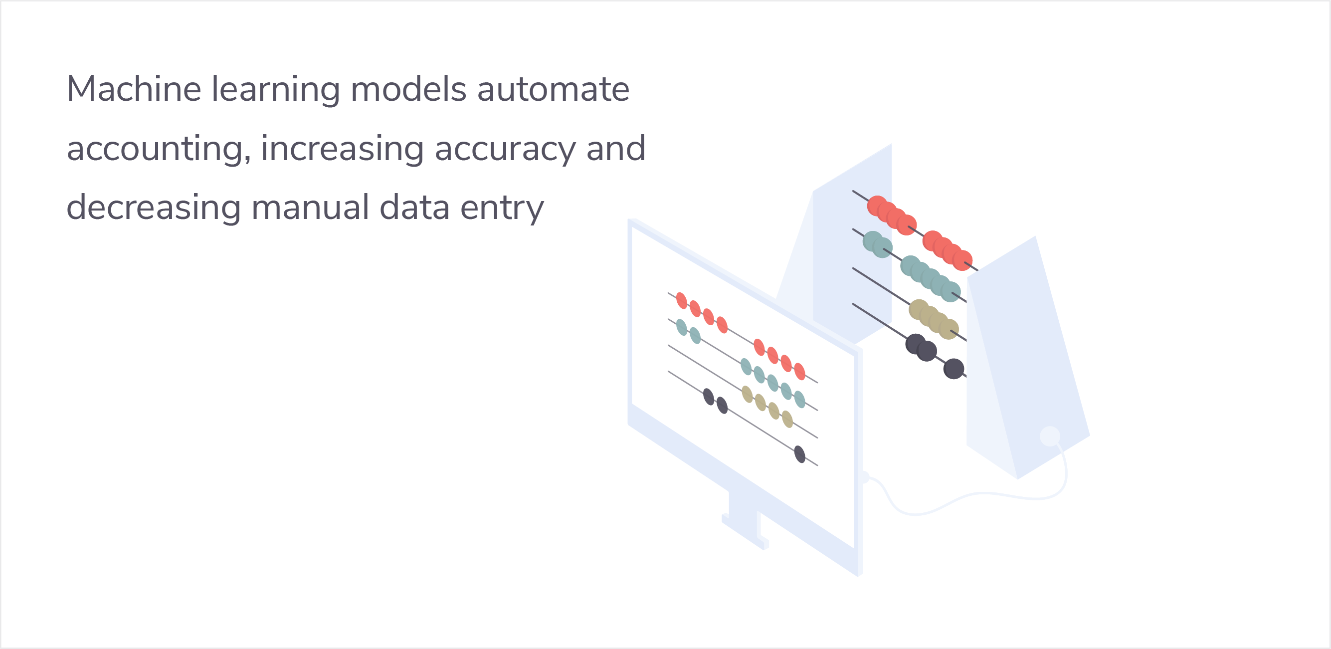 Machine learning models automate accounting