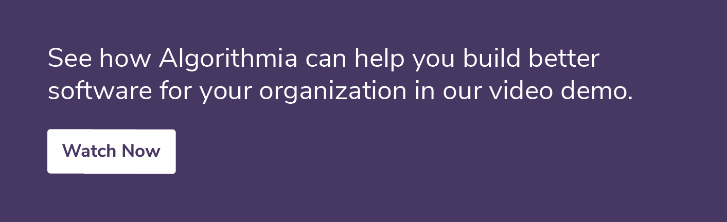 see how Algorithmia can help you build better software.